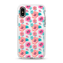 iPhone Ultra-Aseismic Case - Stunning Wildflowers