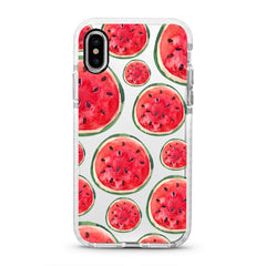 iPhone Ultra-Aseismic Case - Watermelon