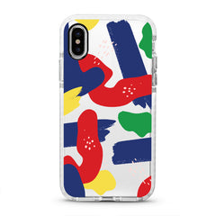 iPhone Ultra-Aseismic Case - Modern Painting