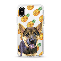 iPhone Ultra-Aseismic Case - Pineapple 2