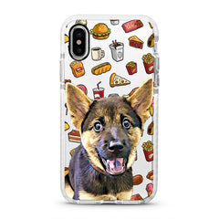 iPhone Ultra-Aseismic Case - Fast Food King