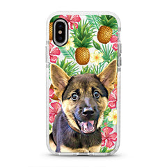 iPhone Ultra-Aseismic Case - Pineapple Tropical