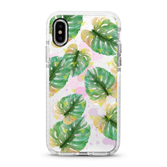 iPhone Ultra-Aseismic Case - Morning Palm
