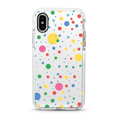 iPhone Ultra-Aseismic Case - Bubble Dots