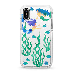 iPhone Ultra-Aseismic Case - Mermaid