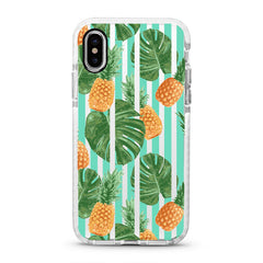 iPhone Ultra-Aseismic Case - Pineapple Tropical 2