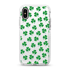 iPhone Ultra-Aseismic Case - Clover