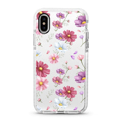 iPhone Ultra-Aseismic Case - Pinky Floral