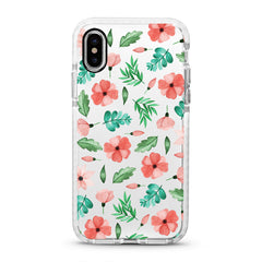 iPhone Ultra-Aseismic Case - Spring Flower