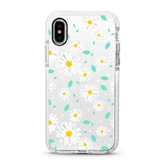 iPhone Ultra-Aseismic Case - Daisies