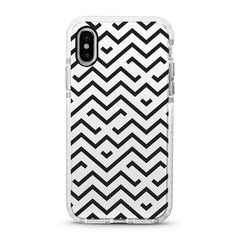 iPhone Ultra-Aseismic Case - Line Art