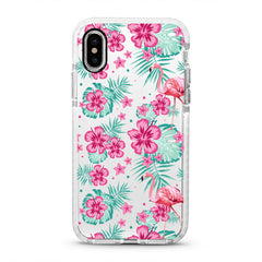 iPhone Ultra-Aseismic Case - The Dancing Flamingo