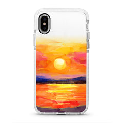iPhone Ultra-Aseismic Case - Sunset
