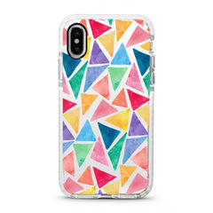 iPhone Ultra-Aseismic Case - Rainbow Blocks