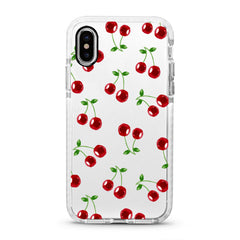 iPhone Ultra-Aseismic Case - Cherries