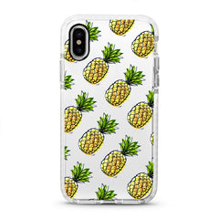 iPhone Ultra-Aseismic Case - Pineapple Love