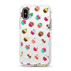 iPhone Ultra-Aseismic Case - Sweet Cupcakes