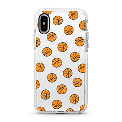 iPhone Ultra-Aseismic Case - Basketball 2