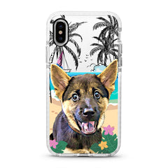 iPhone Ultra-Aseismic Case - Vacation