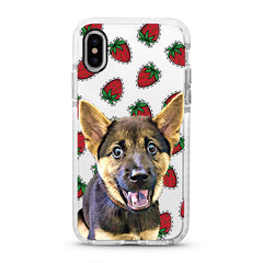 iPhone Ultra-Aseismic Case - Strawberrys 2