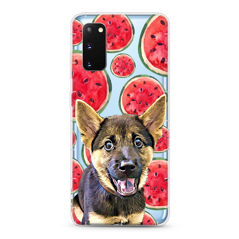 Samsung Aseismic Case - Watermelon