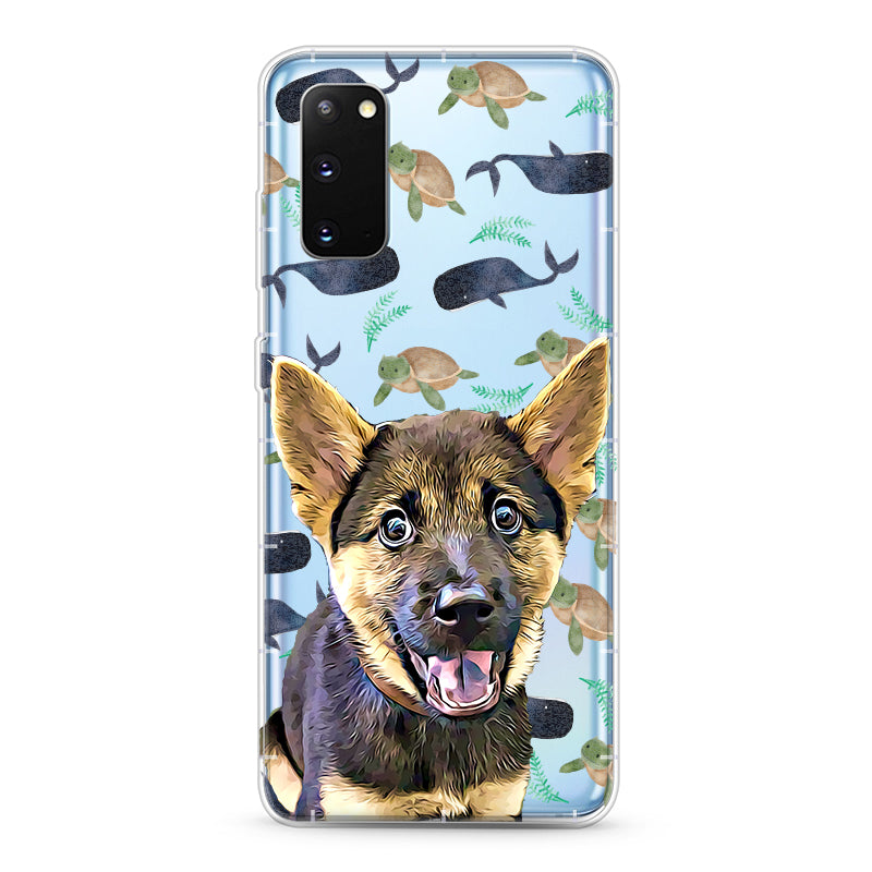 Samsung Aseismic Case - Ocean's Friend