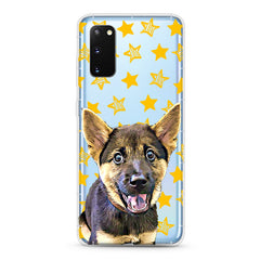 Samsung Aseismic Case - Star Night