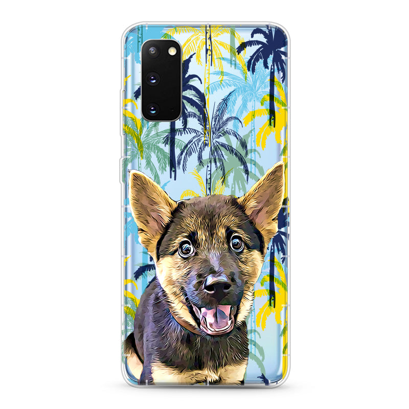 Samsung Aseismic Case - Summer Vibe