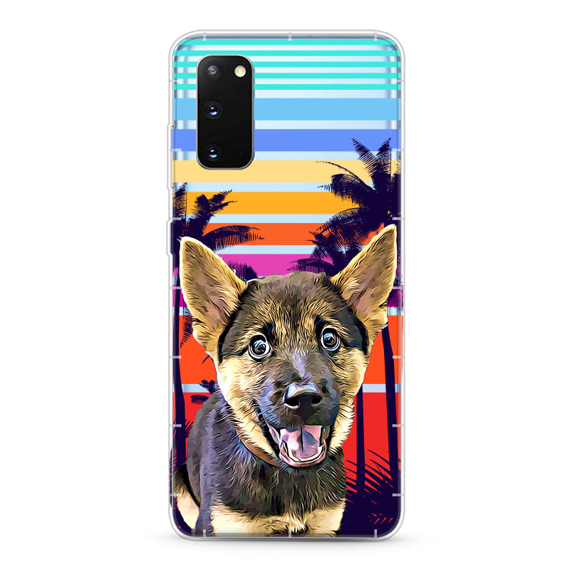 Samsung Aseismic Case - Summer Vibe 2