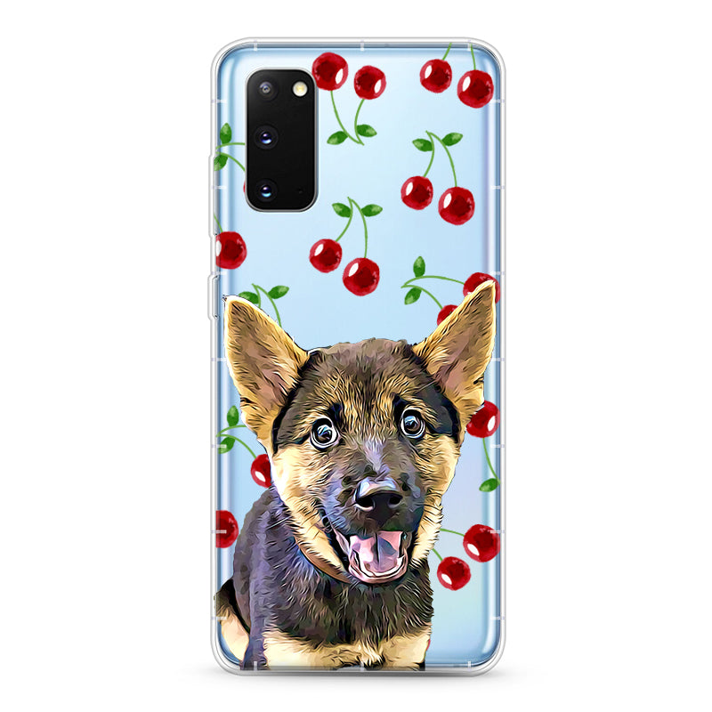 Samsung Aseismic Case - Cherries