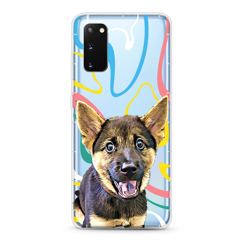 Samsung Aseismic Case - Happy Colors
