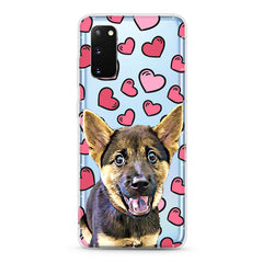 Samsung Aseismic Case - Hearts and Hearts