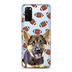 Samsung Aseismic Case - American Football