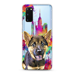 Samsung Aseismic Case - New York In Watercolor