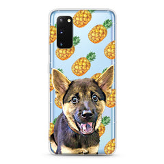 Samsung Aseismic Case - Pineapple 2