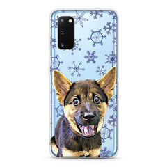 Samsung Aseismic Case - Snow Fall