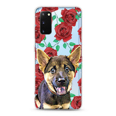 Samsung Aseismic Case - Rose Garden 2