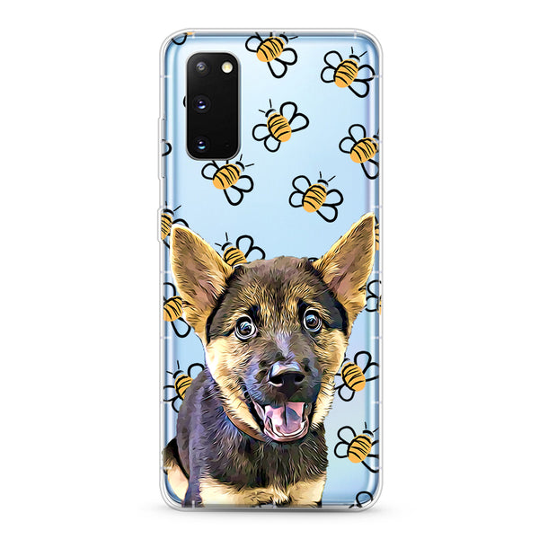 Samsung Aseismic Case - Bees