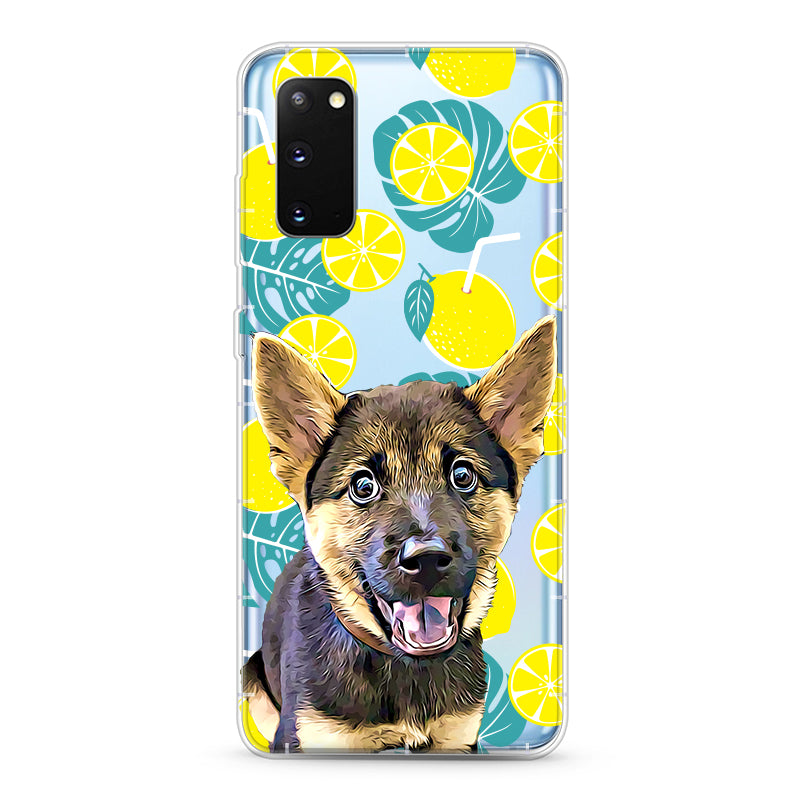 Samsung Aseismic Case - Tropical Lemonade