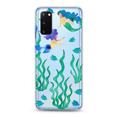Samsung Aseismic Case - Mermaid