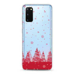 Samsung Aseismic Case - The Red Winter