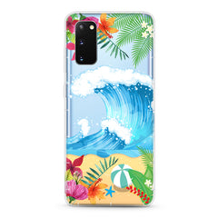 Samsung Aseismic Case - Summer Wave