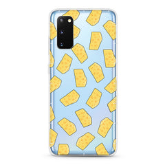 Samsung Aseismic Case - Cheese Please