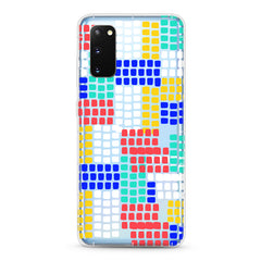 Samsung Aseismic Case - Color Bricks