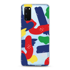 Samsung Aseismic Case - Modern Painting