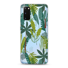 Samsung Aseismic Case - Jungle Plants