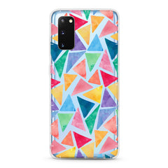 Samsung Aseismic Case - Rainbow Blocks