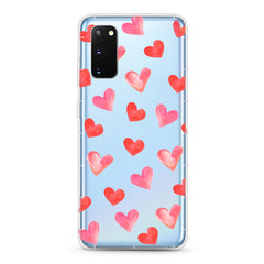 Samsung Aseismic Case - Girly Hearts