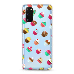 Samsung Aseismic Case - Sweet Cupcakes