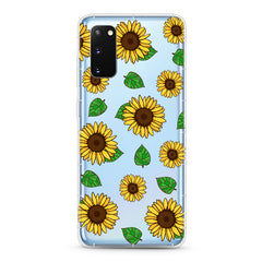 Samsung Aseismic Case - The Sunflowers